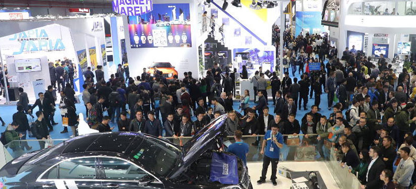 Automechanika-Shanghai 2018