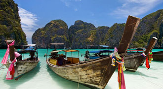 Phuket Krabi Bangkok Tour Package